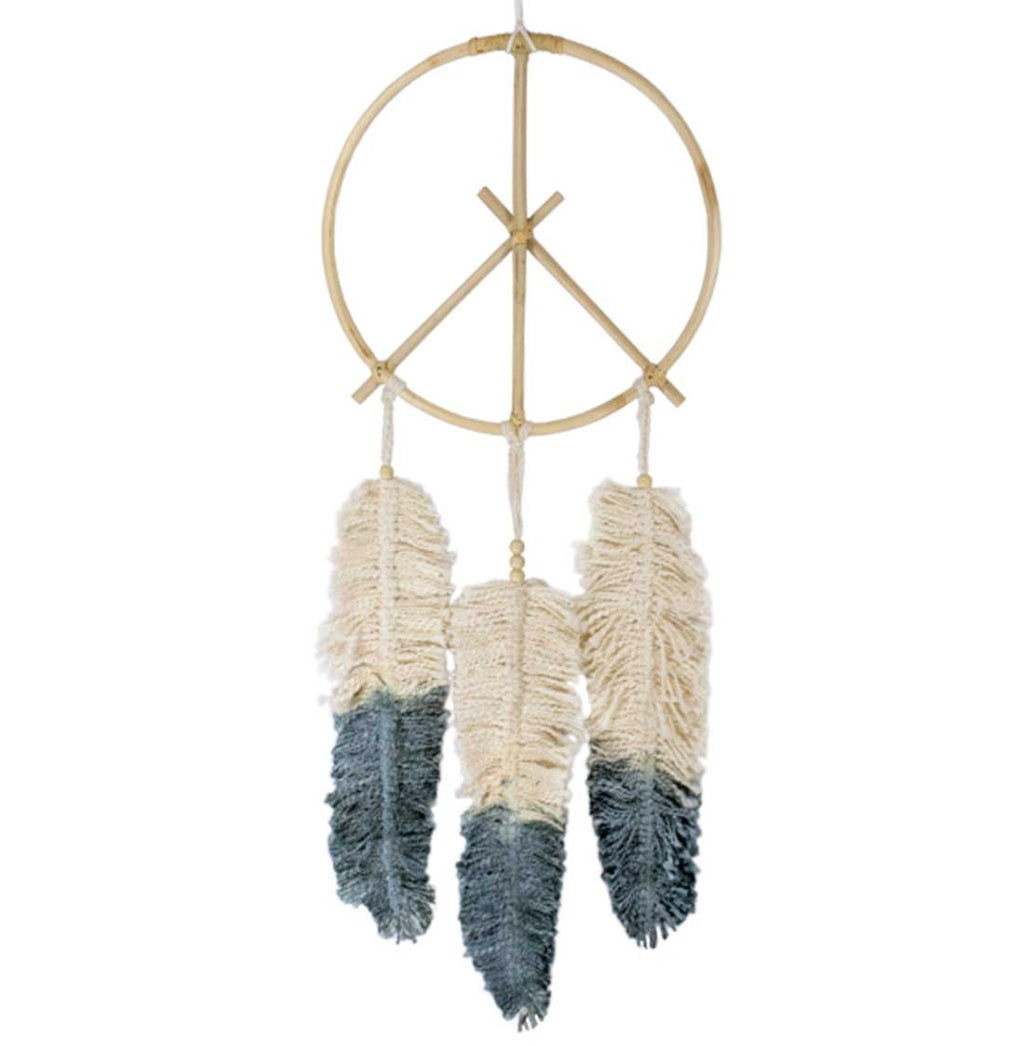 Peace Dream Catcher Dream Catcher Moon Dream Catcher Designs Macrame Large Dream Catcher Dreamcatcher
