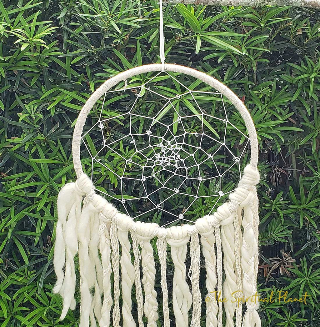 Sun Crystal Dreamcatcher Dream Catcher Moon Dream Catcher Designs Macrame Large Dream Catcher Dreamcatcher