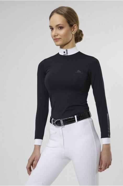 Cavalliera Silvery Technical Long Sleeve Shirt