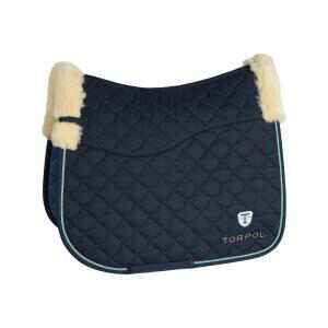 Torpol Sport Sheepskin Pad Dressage or Jump