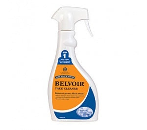 Leather Tack Cleaner Spray 500ml Belvoir