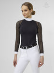 Cavalliera Contessa Technical Long Sleeve Shirt