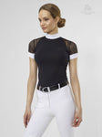 Cavalliera Contessa Technical Short Sleeve Show Shirt