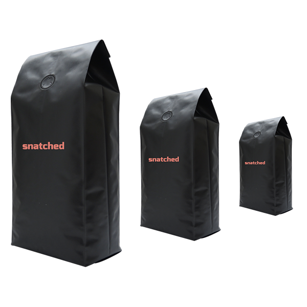Snatched Coffee 3 pack 12 OZ #SQUAD