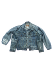 Puisi Lucah Denim Jacket