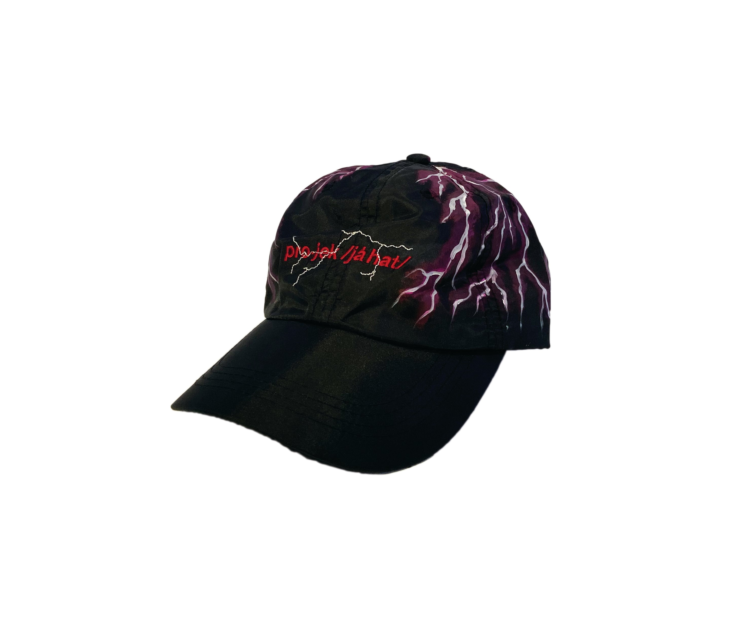 THUNDER PURPLE CAP