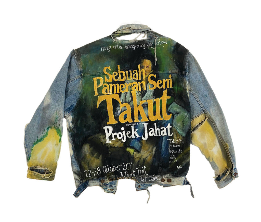 TAKUT ARCHIVE JACKET