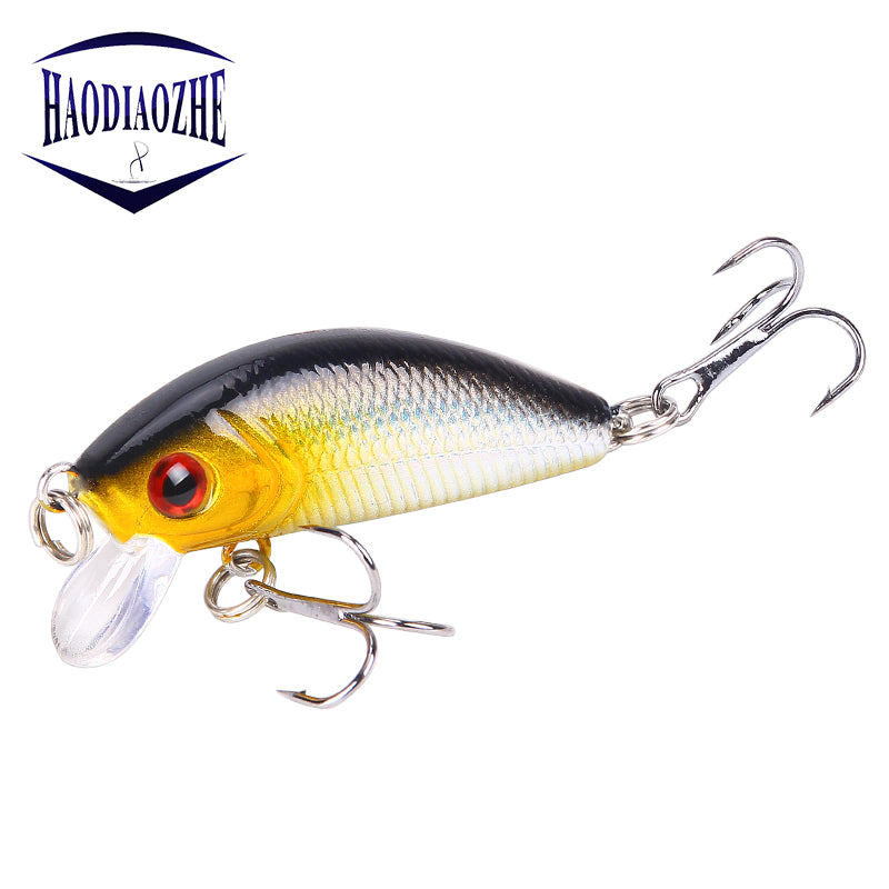 Minnow Fishing Lures 5cm 4g Floating Isca Artificial