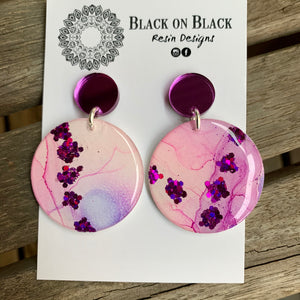 Ink Earring ND #20