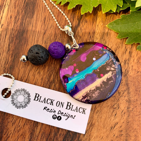 Aromatherapy Necklaces #1