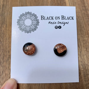 Leopard Inspired Studs