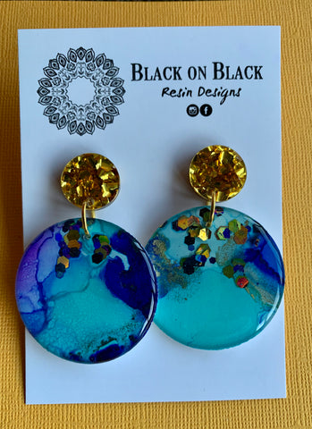 Ink Earring J24