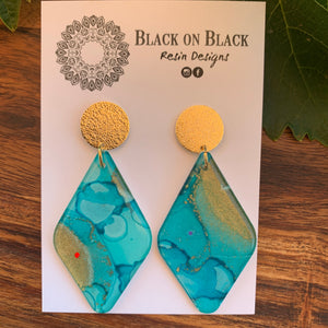 Ink Earring #41