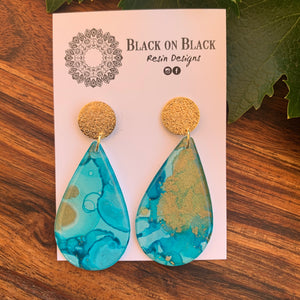 Ink Earring #37