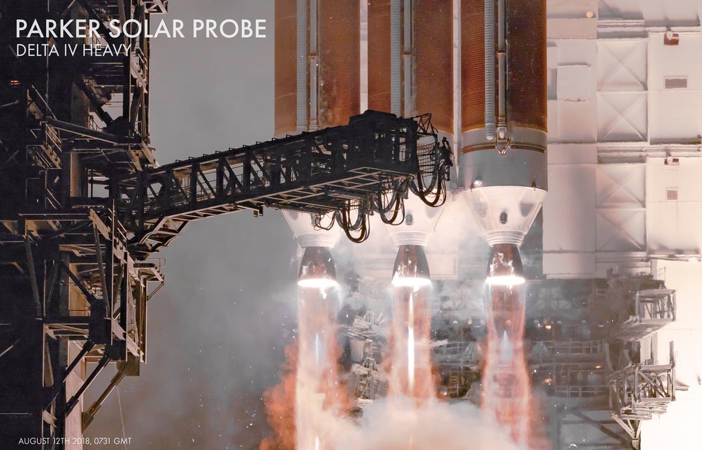 Mission to Touch the Sun - Parker Solar Probe