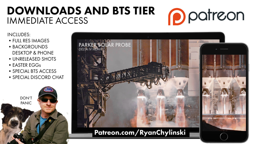 Patreon Link - Downloads and Special Behind-the-Scenes Access