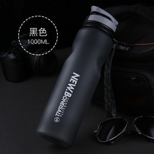 1000ML/600ML Sport Water Bottle - And Above All...YOGA