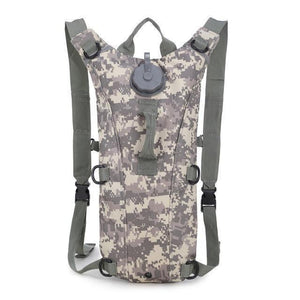 3L Water Bag Outdoor Tactical Hydration Backpack - And Above All...YOGA