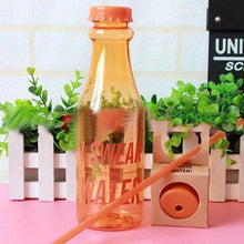 650ml Fashion Unbreakable Water Bottle - And Above All...YOGA