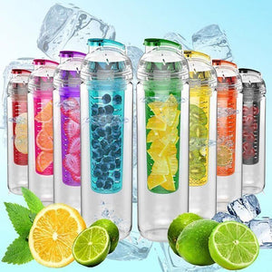 900ml Sport Infusing Water Bottle - And Above All...YOGA