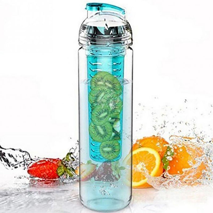 900ml Sport Infusing Water Bottle Water Bottles, h
