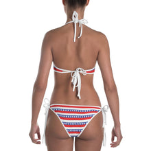 """America"" Made to Order, Two-Piece Bikini - And Above All...YOGA"