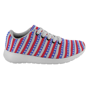 """America"" Running Shoes - And Above All...YOGA"