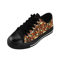"""Autumn"" Deluxe Women's Sneakers - And Above All...YOGA"