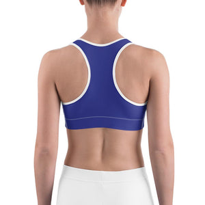 """Cameo"" Deluxe Made to Order Sports Bra - And Above All...YOGA"