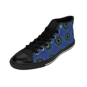 """Cameo"" Deluxe Women's High-top Sneakers - And Above All...YOGA"