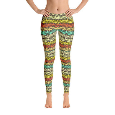 """Circa 1968"" Yoga Pants - And Above All...YOGA"