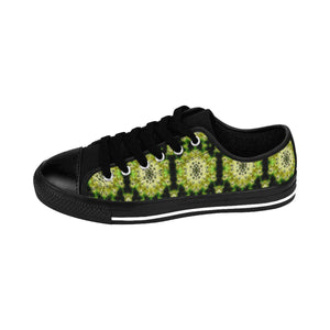 """Concentration"" Deluxe Women's Sneakers - And Above All...YOGA"
