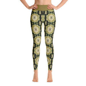 """Concentration"" Made To Order Deluxe Yoga Pants - And Above All...YOGA"