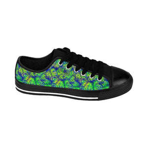 """Ferns"" Deluxe Women's Sneakers - And Above All...YOGA"