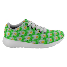 """Floral Surprise"" Running Shoes - And Above All...YOGA"