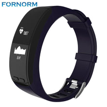 FORNORM BL01 Smart Fitness Tracker - And Above All...YOGA