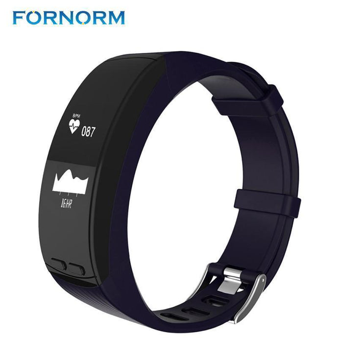 FORNORM P5 Bluetooth 4.0 Fitness Tracker - And Above All...YOGA