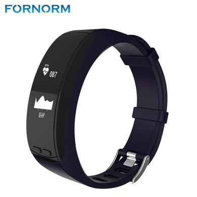 FORNORM WT-51 Smart Fitness Tracker - And Above All...YOGA
