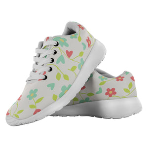 """Fresh Flowers"" Running Shoes - And Above All...YOGA"