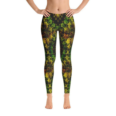 """Mandala"" Yoga Pants - And Above All...YOGA"