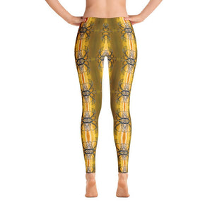 """Mesquite Fantasy"" Yoga Pants - And Above All...YOGA"