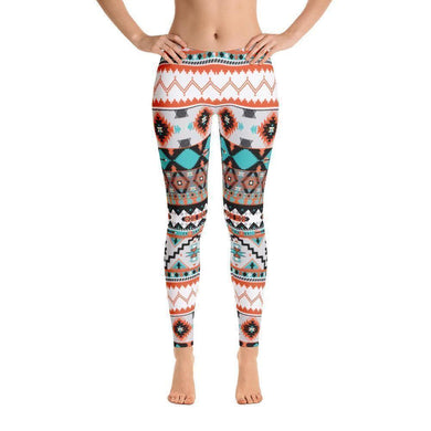 """Navajo Rug"" Yoga Pants - And Above All...YOGA"