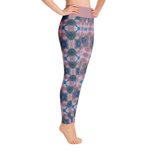 """O! For a Muse of Fire"" Deluxe, Made to Order Yoga Pants - And Above All...YOGA"