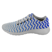 """Ocean Waves"" Running Shoes - And Above All...YOGA"