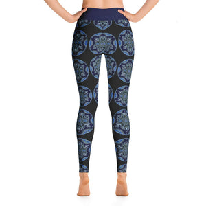 """Quietude"" Deluxe Yoga Pants - And Above All...YOGA"