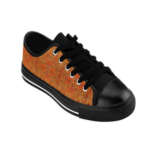 """Salt Wash - Moab Utah"" Deluxe Women's Sneakers - And Above All...YOGA"