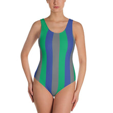 """Speed"" Made to Order One-Piece Swimsuit - And Above All...YOGA"