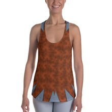 """Starburst"" Women's Racerback Tank - And Above All...YOGA"