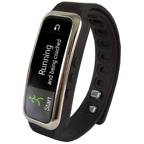 Stylish Supersonic Bluetooth Smart Fitness Tracker - And Above All...YOGA