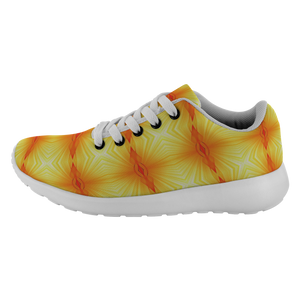 """Sunspots"" Running Shoes - And Above All...YOGA"